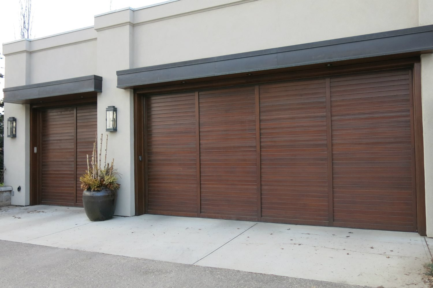 Get a beautiful garage door super gc renovation for Beautiful garage doors
