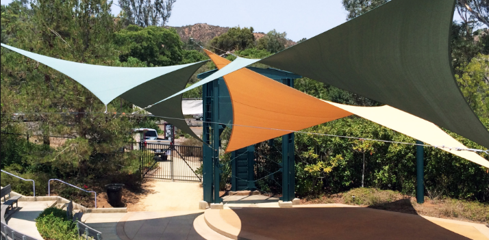 Make Your Home Attractive With Shade Sails