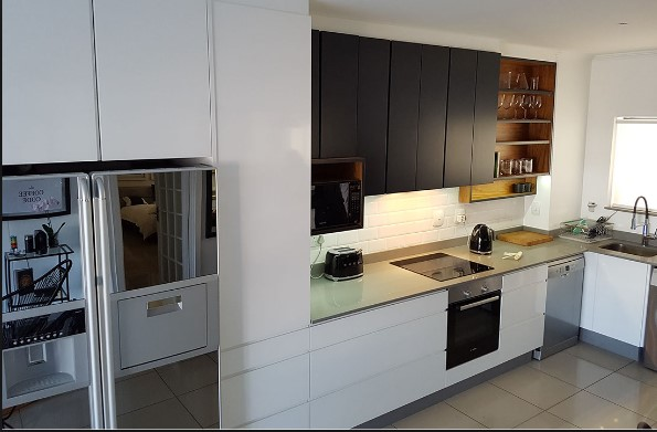 Stylish Custom Made Kitchen Cupboards Pretoria
