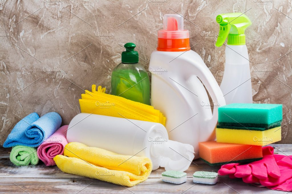 Why Using Industrial Cleaning Supplies Better Option In Queensland?