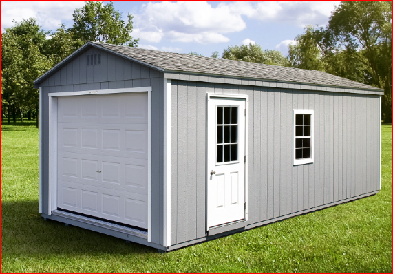 A Huge Variety Of Shed Kits In Ontario