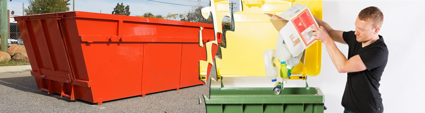 What Are The Things To Determine While Hiring Skip Bins?