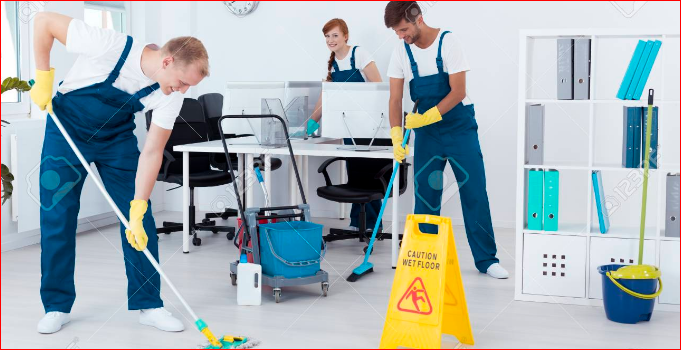 How Does Brisbane Commercial Cleaning Services Help You To Keep Your Surrounding Clean?