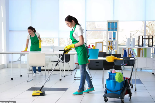 Invest on commercial office cleaners to increase your commercial place worth