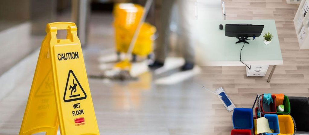 Anticipations from a Commercial Cleaning Contractor?