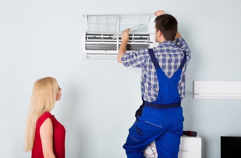 Brand New Air Conditioner Installation In Sunshine Coast
