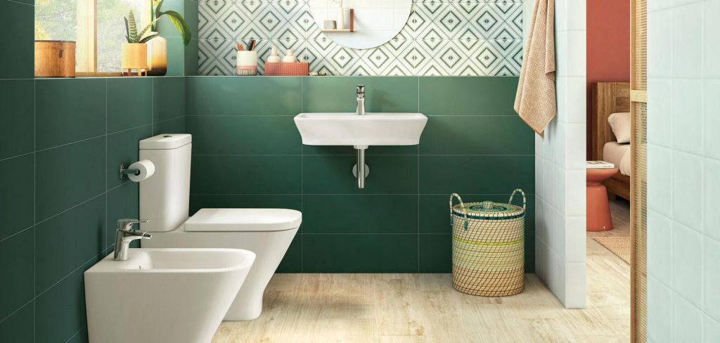 Everything You Requisite to Know About Selecting Bathroom Tiles