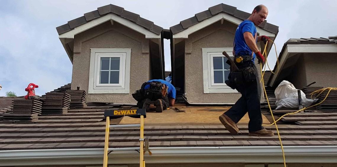 roof repairs Northern Beaches