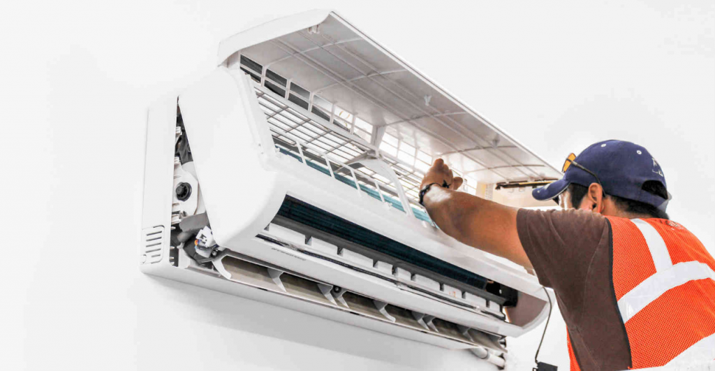 air conditioner servicing Newcastle