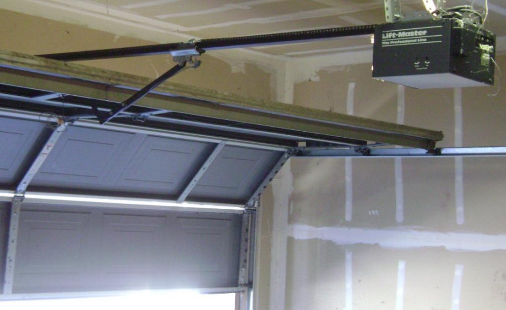 Panel Lift Garage Doors Installation