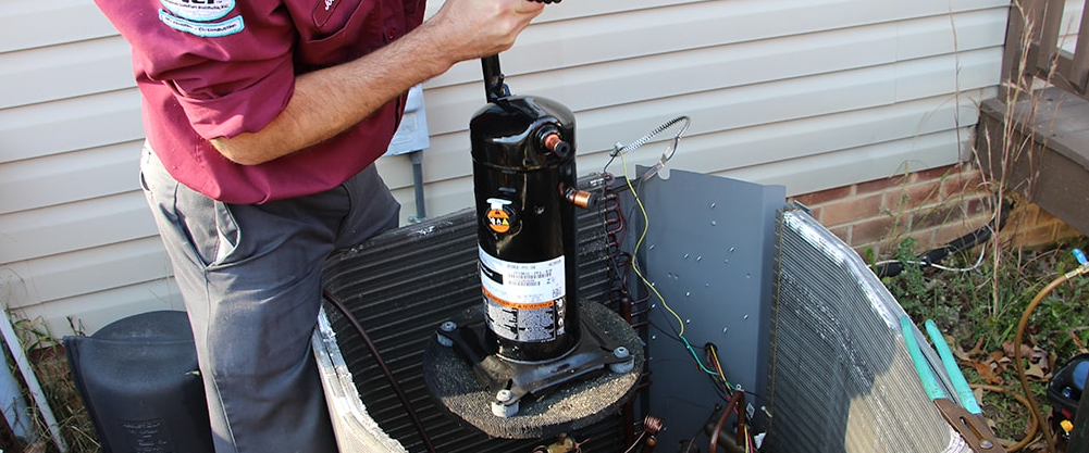 heat pump service Wellington