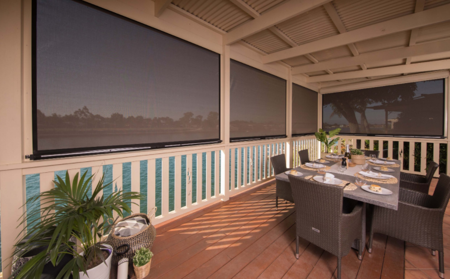 Choose the best outdoor blinds in Sydney for your Home's Style