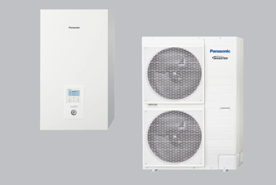 Panasonic heat pumps
